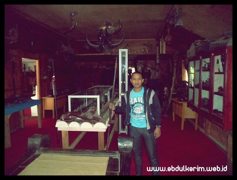 Museum Batak Tomok Samosir