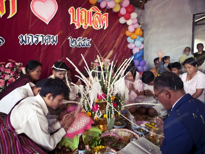 Ubon ratchathani wedding