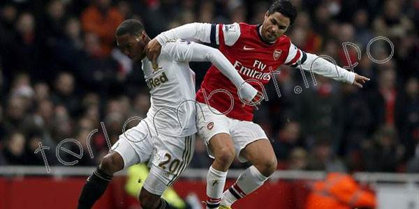 Prediksi Swansea City Vs Arsenal Piala FA 2013