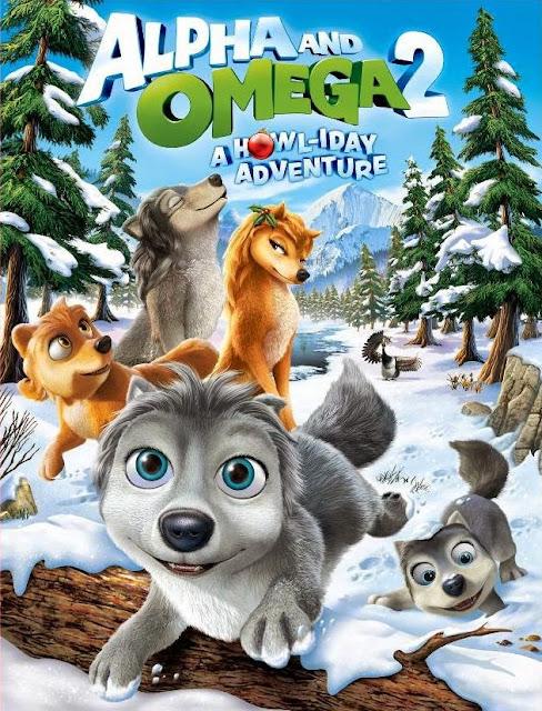 Thủ Lĩnh Sói Xám 2 (thuyết minh) - Alpha and Omega 2: A Howl-iday Adventure