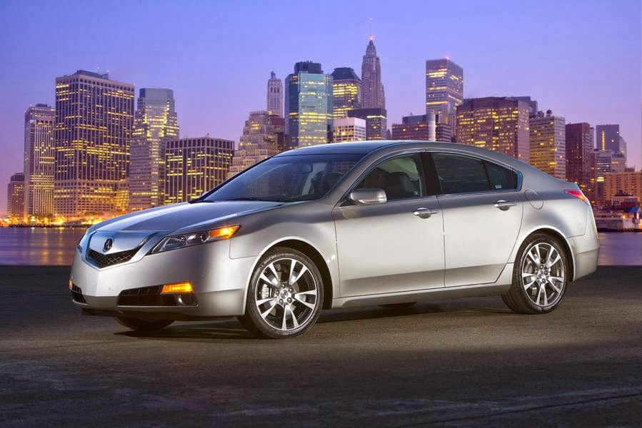 Acura Tl Used Car Review