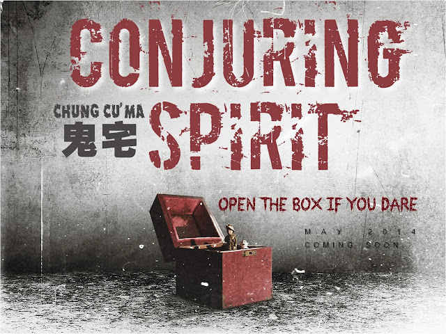 Vietnamese Horror Movie - Conjuring Spirit Movie Poster 2