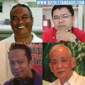 KBP Camarines Sur Officers 2014