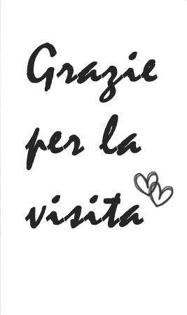 Ciao ciao!