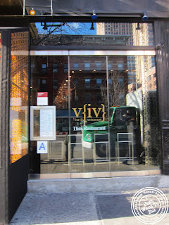 Image of Entrance of Viv in Hell&#39;s Kitchen - NYC, New York