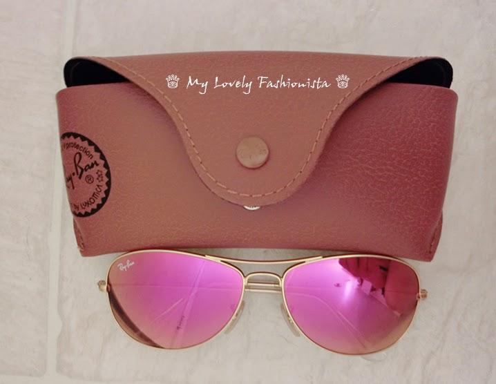 ray ban gold mirrored aviator sunglasses  Ray-Ban \u0027New Classic\u0027 59mm Aviator Sunglasses, Gold/ Red Mirror ...