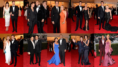 The Met Costume Institute Gala 2012