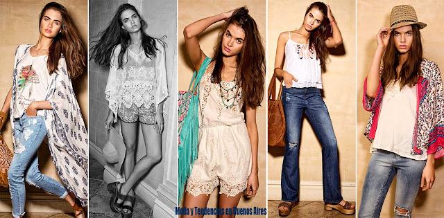 Moda verano 2016. Cuesta Blanca primavera verano 2016 ropa de mujer.