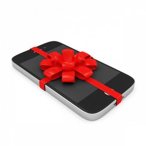 جوال هدية للرجال والنساء