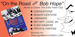 Bob Hosts Live Shows, Too!