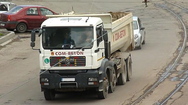 8x4 Truck, Dump Truck, MAN TGA 35.390 8X4 Dump Truck, TGA, Truck, Truck Spotting, MAN, MAN TGA, MAN TGA 8x4 Truck, MAN TGA 35.390, MAN TGA Truck, Truck, MAN Truck, TGA Truck
