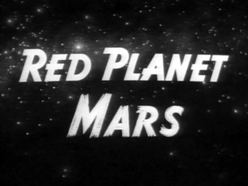 1954 mars red planet - photo #20