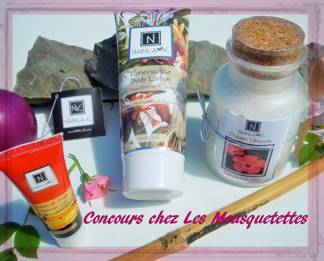 Concours Nabila K - Les Mousquetettes©