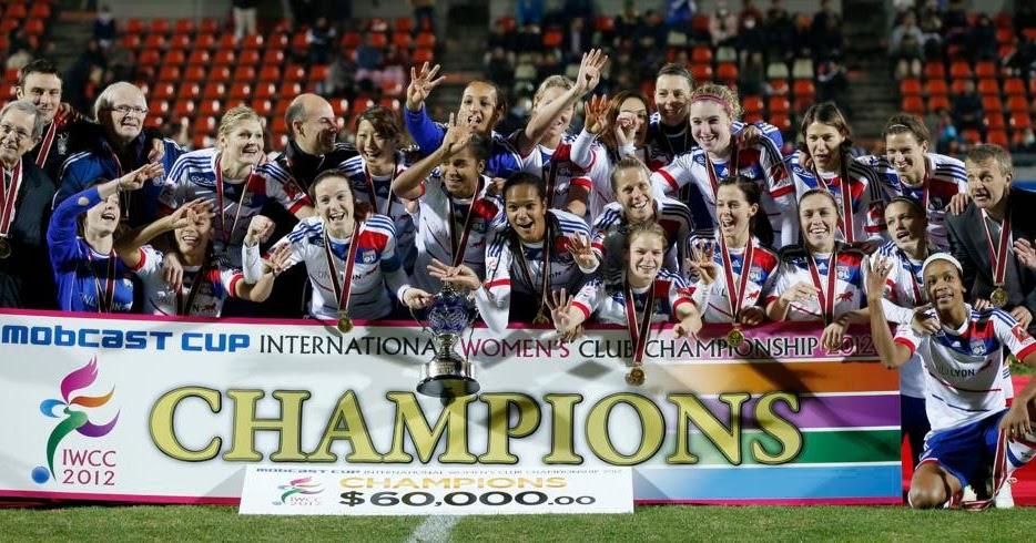 Louisa necib france l 39 ol f minin remporte la coupe du monde des clubs - La coupe du monde des clubs ...