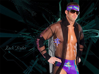 Zack Ryder Wallpaper