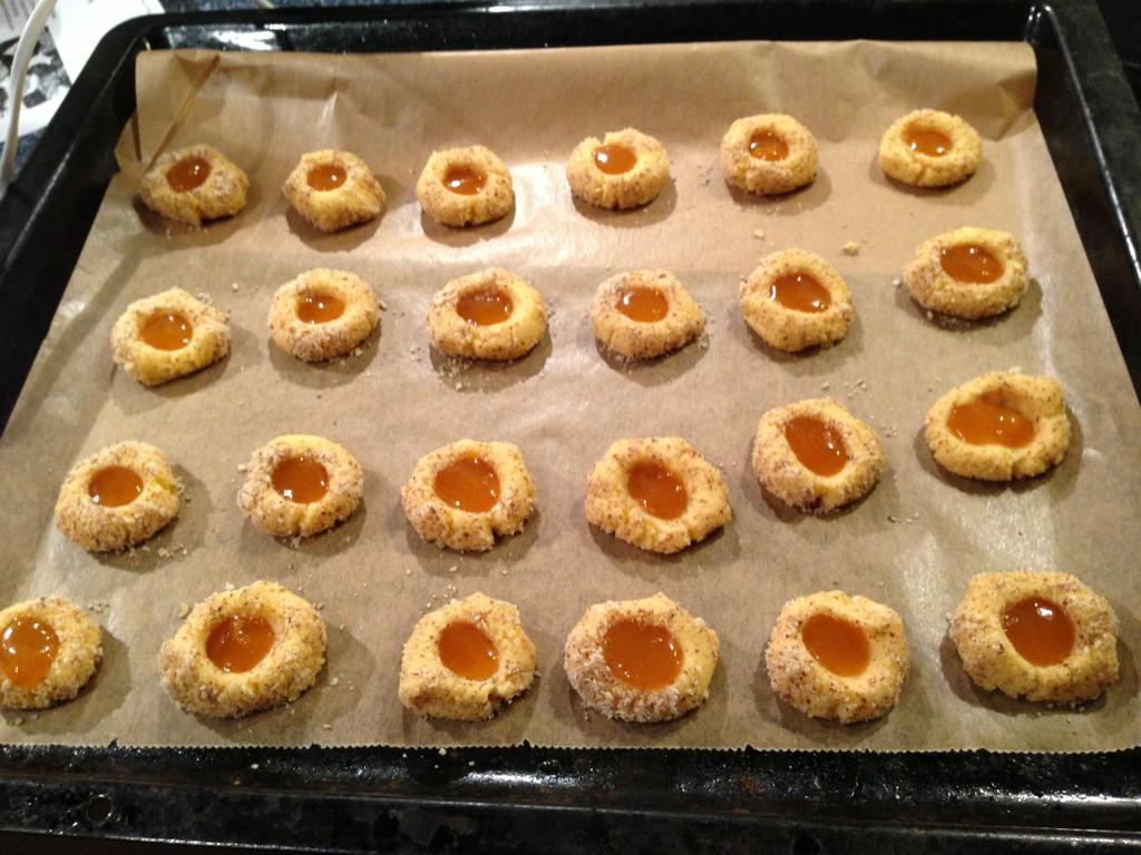 harte kekse backen