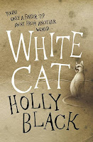 UK cover of White Cat by Holly Black