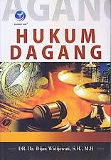 toko buku rahma: buku HUKUM DAGANG, pengarang dijan widijowati, penerbit andi