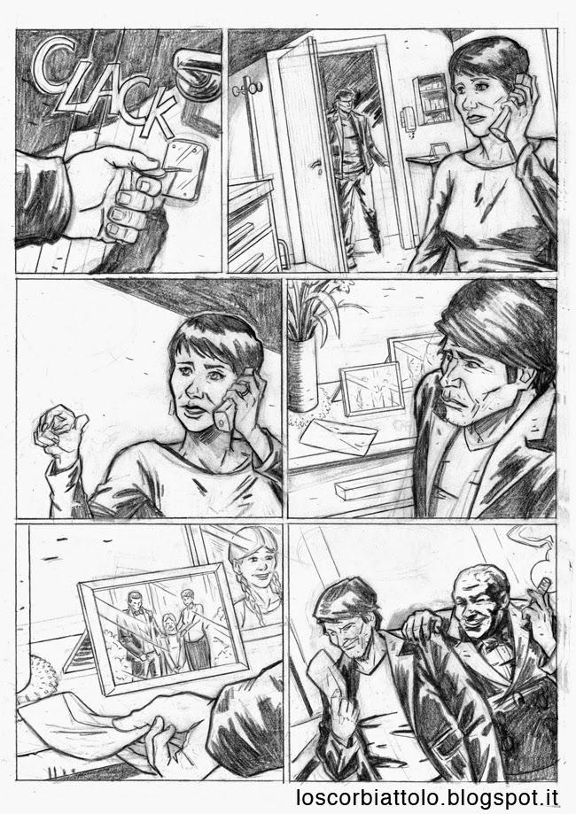 all in pazzi per il fumetto vincitore 2014 matite mirko treccani pagina 2