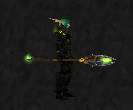Halberd of Desolation