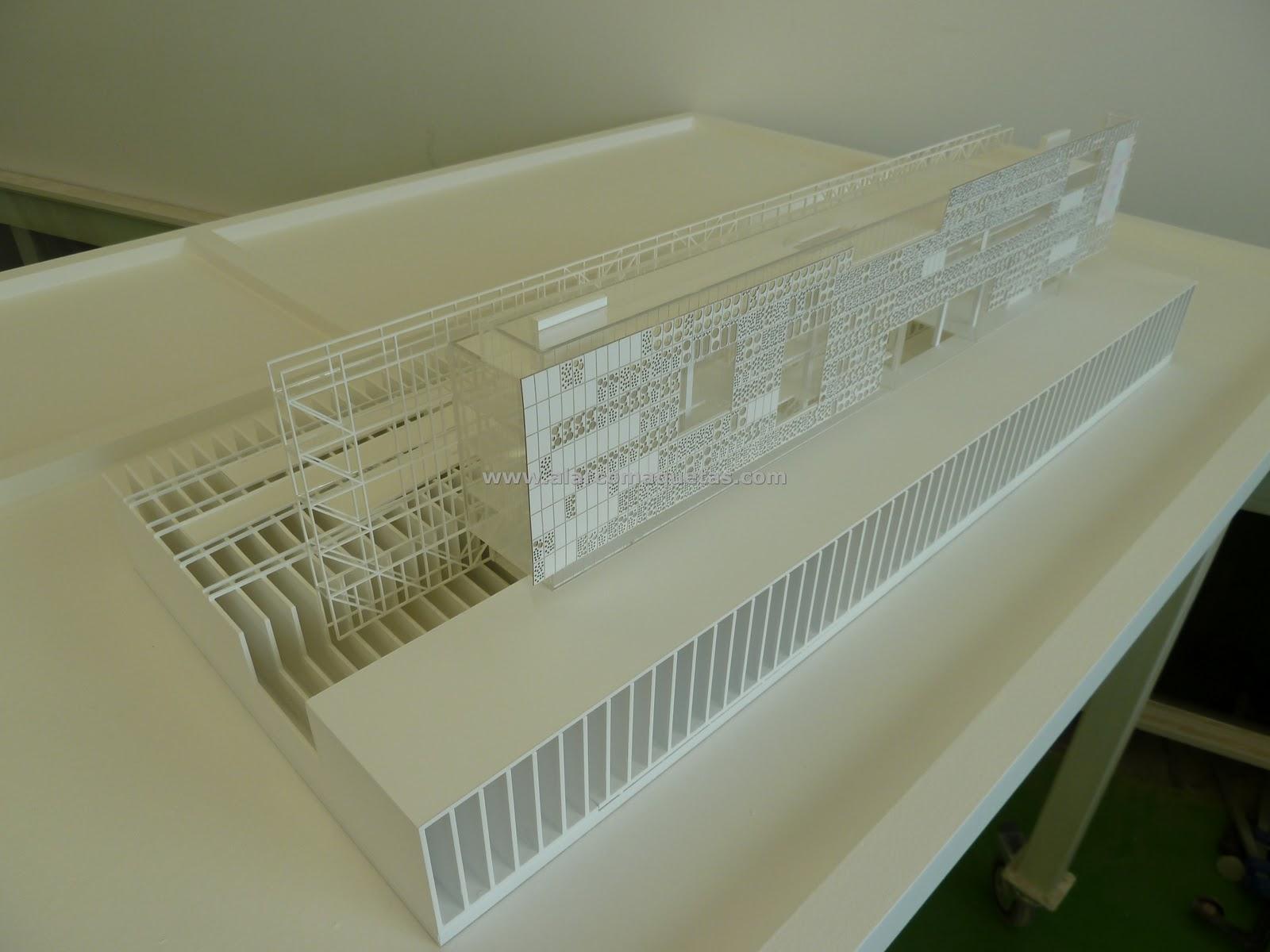 Maquetas de arquitectura hacemos realidad sus proyectos for Maquette d architecture