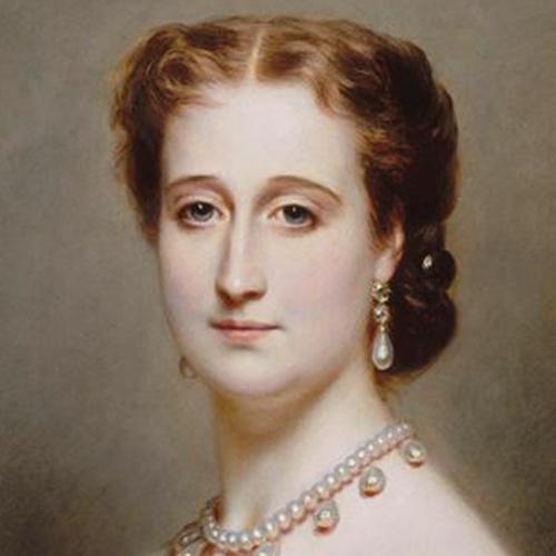 historia maquillaje siglo 19
