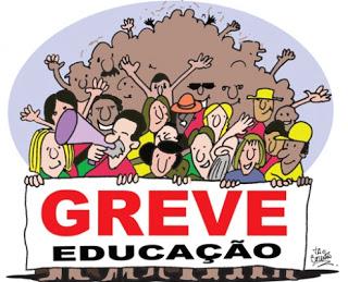 Greve da rede municipal de ensino continua por tempo indeterminado, diz a Presidente do Sinpro, Rosângela Costa