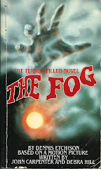 'The Fog' novelization by Dennis Etchison