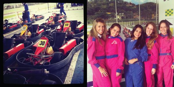 Bárbara Urias - Kartódromo Internacional de Betim - mulheres pilotos de kart