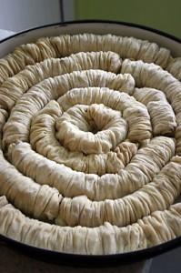 Burma Tatlısı Malzemeleri ve Yapılışı