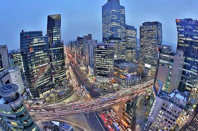 kota-kota Tujuan TKI di KOREA selatan