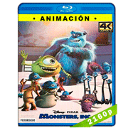 Monsters, Inc. (2001) 4K Audio Dual Latino-Ingles