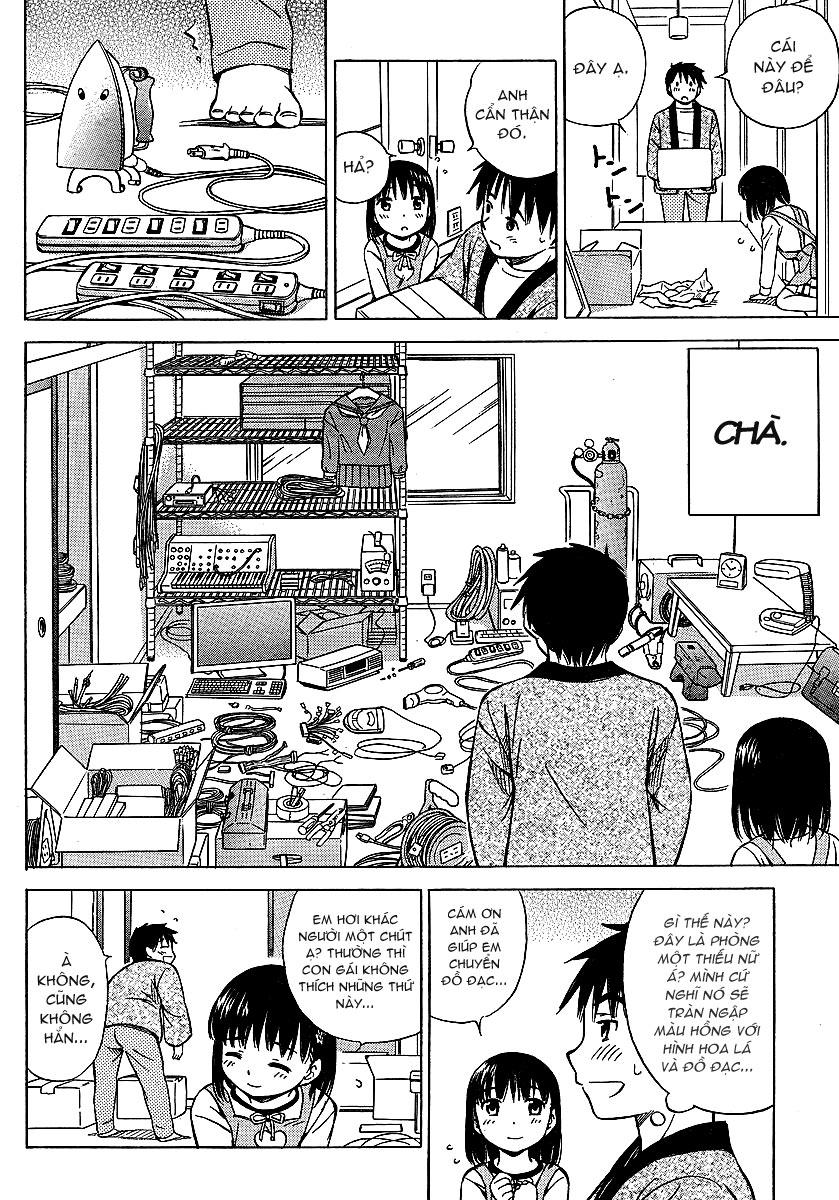 Toriko no Onnanoko: Chapter 1