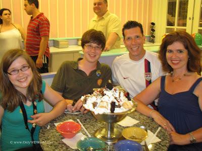 Disney World Top 6 Places To Get Ice Cream Disney World