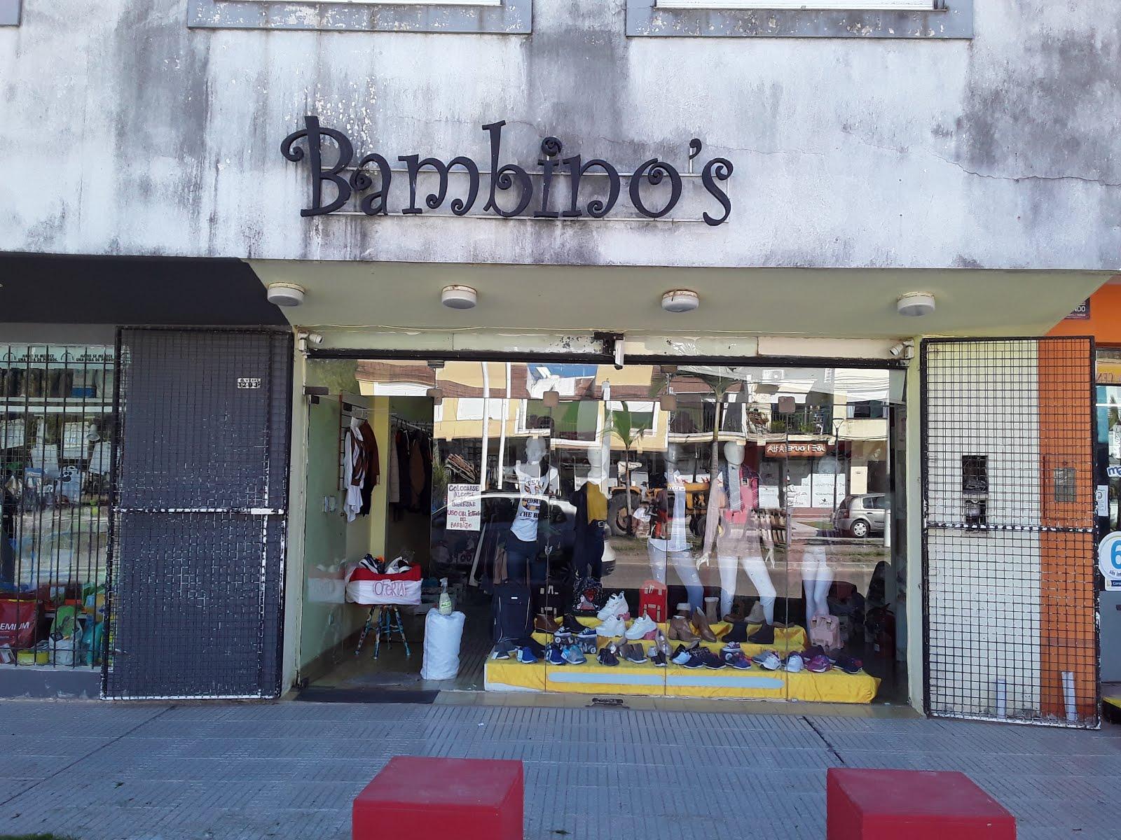 BAMBINOS NOVEDADES