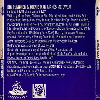 Big Pun - Makes Me Sweat (1998) Flac