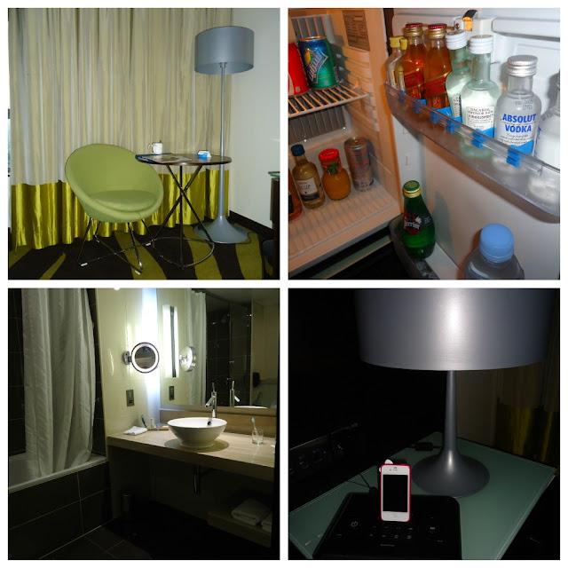 Amenities at Raddison Blu Hotel yas Island Abu Dhabi