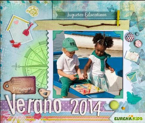 catalogo de juguetes eurekakids PV 2014