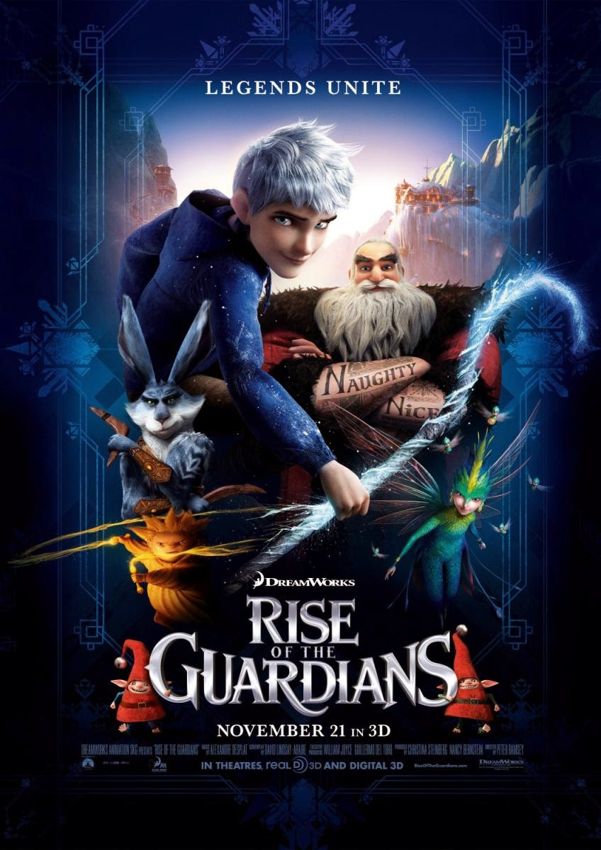 Ver Rise of the Guardians (2012) Online