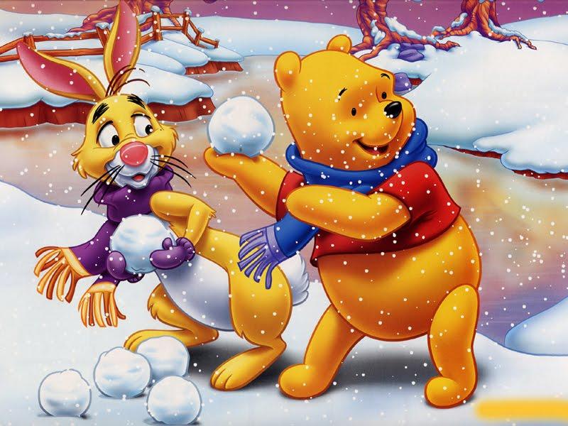 BANCO DE IMÁGENES: 33 imágenes de Winnie Pooh y sus amigos de Disney