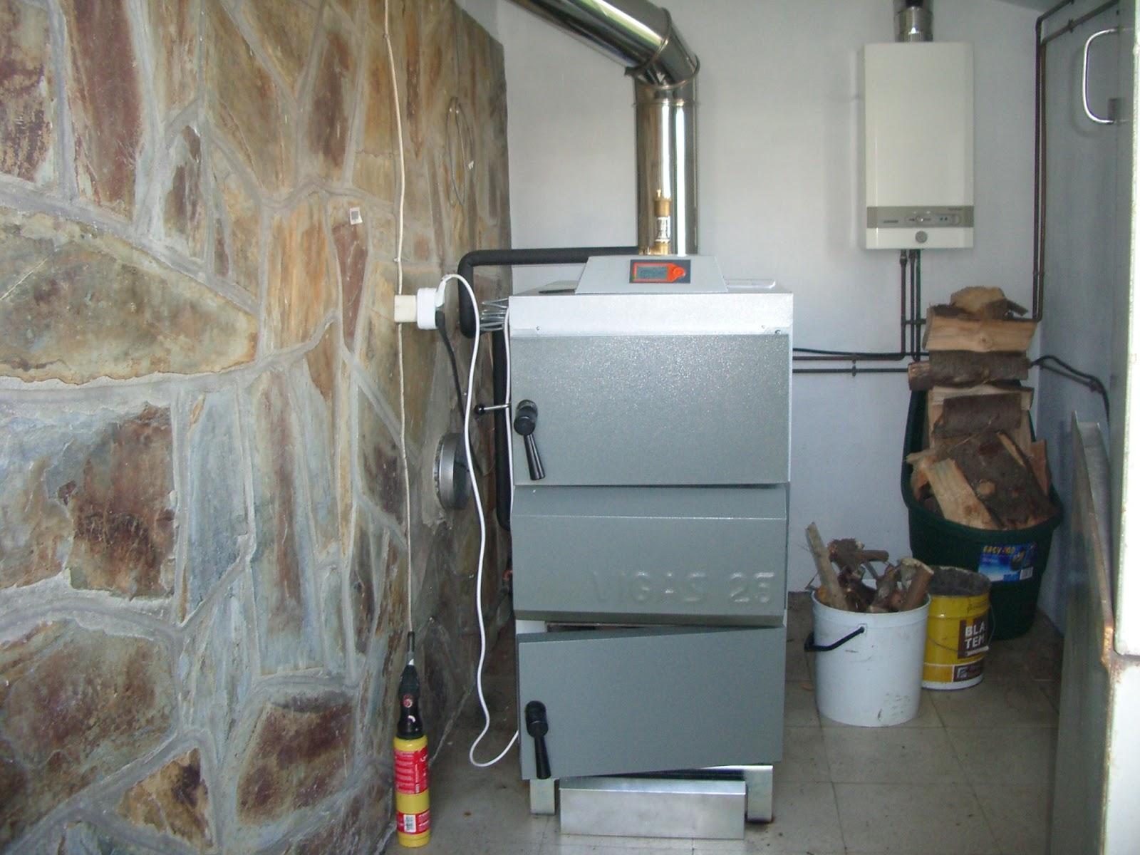 Substituci n de caldera de carb n por una caldera de le a for Caldera mural a gas
