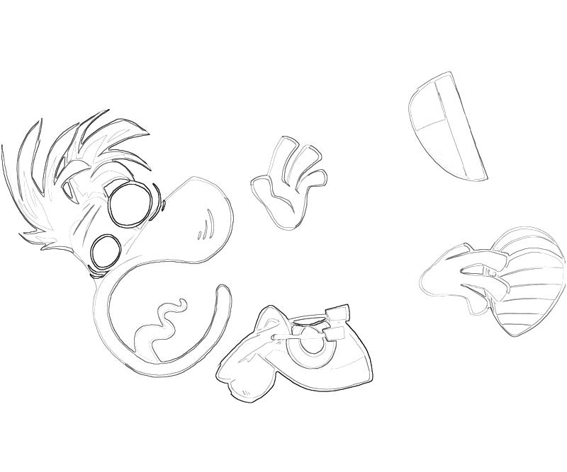 how to draw rayman legends