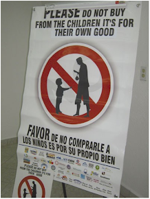 NO APOYES EL TRABAJO INFANTIL