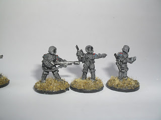 15mm Ventaurans from Eureka Miniatures