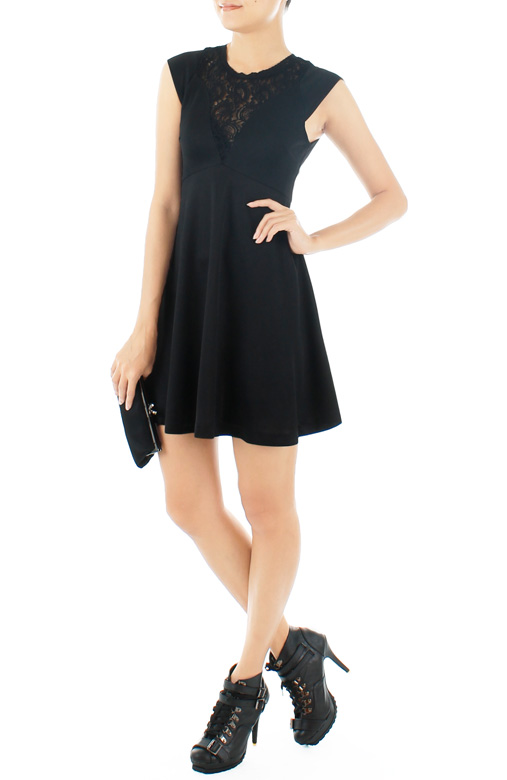 Black Magick PETITE Dress