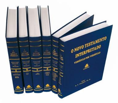 O Novo Testamento Interpretado Versículo Por Versículo - Russell Norman Champlin
