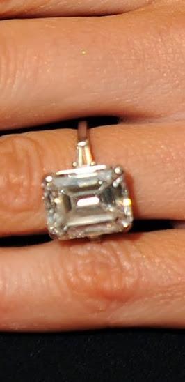 Melania Trump's Engagement Ring | Celebrity Engagement Rings