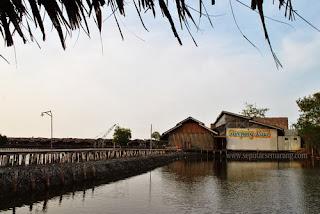 Rumah Makan Lesehan & Pemancingan Tanjung Laut