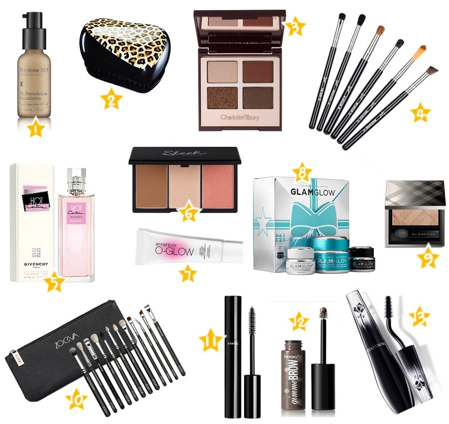 kozmetik wishlist cosmetics
