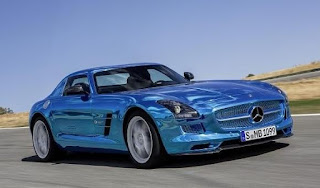 SLS AMG Coupé Electric